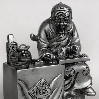 Цай-шень – покровитель бизнесменов и игроков
